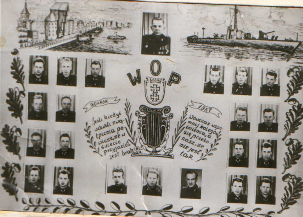 Historia Morski Oddzia u0142 Stra u017cy Granicznej